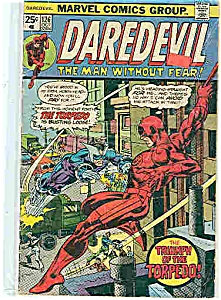 Daredevil - Marvel comics -  # 126  Oct. 1975 (Image1)