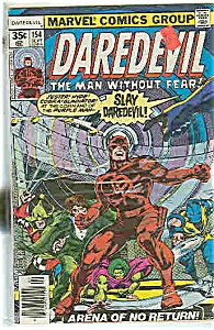 Daredevil - Marvel comics - # 154 Sept. 1978 (Image1)