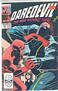 Daredevil - Marvel comics - # 267  June 1989 (Image1)