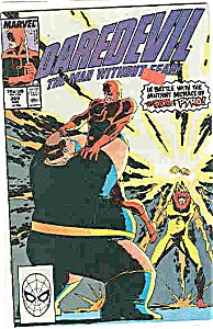 Daredevil - Marvel comics - # 269 Aug. 1989 (Image1)