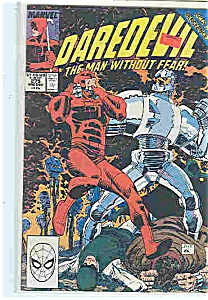 Daredevil - Marvelcomics - # 275  Mid Dec. 1989 (Image1)