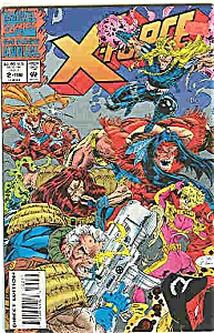 X-Force - Marvel comics - Annual  - # 2  1993 (Image1)