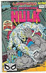 Hulk - Marvel comics - # 16 1990  annual (Image1)