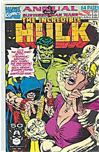 The Incredible Hulk - Marvelcomics-# 17  1991 (Image1)