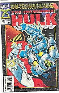 The Incredible Hulk - Marvel comics - # 414 Feb. 1994 (Image1)