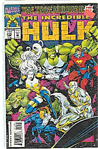 The Incredible Hulk =Marvel comics - # 415 March 1994 (Image1)