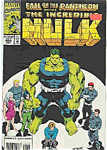 The Incredible Hulk - Marvel comics -# 424 Dec. 1994 (Image1)