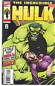 The Incredible Hulk - Marvel comics - # 429  May 1995 (Image1)