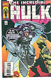 The Incredible Hulk - Marvel comics - #430 June 1995 (Image1)