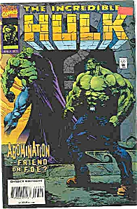 The Incredible Hulk= Marvel comics-# 431 July 1995 (Image1)