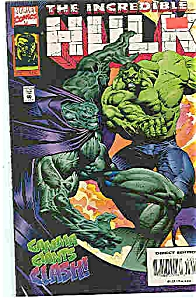 The Incredible Hulk - Marvel comics - #432   Aug. 1995 (Image1)