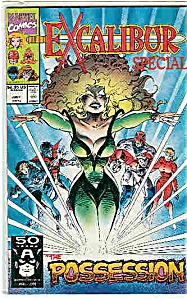 Excalibor Special -marvel Comics - #july 1991