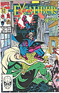 Excalibur - Marvel Comics - # 27 Late Aug. 1990