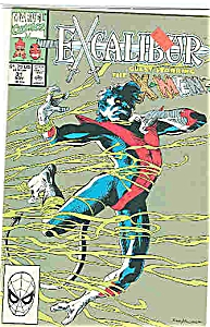 Excalibur - Marvel comics - # 31  Nov. 1990 (Image1)