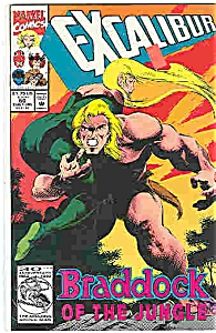 Excalibur - Mar;vel Comics - # 60 Jan. 1993
