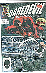 Daredevil - Marvel comics - # 250 Jan. 1988 (Image1)