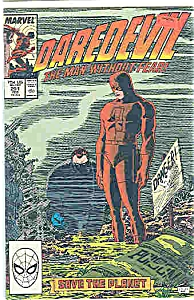 Daredevil - Marvel comics - # 251  Feb. 1988 (Image1)