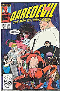 Daredevil - Marvel comics - # 259 Oct. 1988 (Image1)