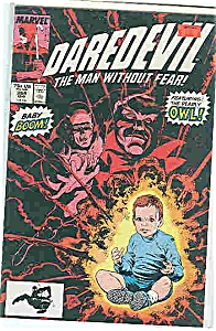 Daredevil - Marvel comics -# 264  March 1989 (Image1)