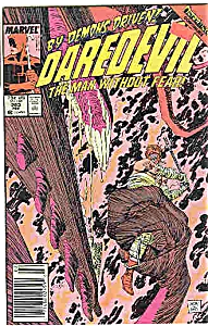 Daredevil - marvel comics - # 263  Feb. 1989 (Image1)