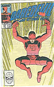 Daredevil - Marvel comics - # 271  _ Oct. 1989 (Image1)