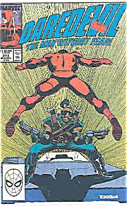 Daredevil - Marvel comics  = # 273  Mid Nov. 1989 (Image1)