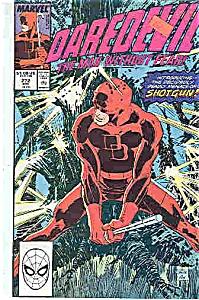 Daredevil - Marv el comics - # 272  Nov. 1989 (Image1)