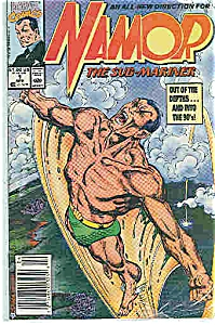 Namor - Marvel comics - # 1 April  1990 (Image1)
