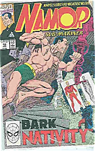 Namor - Marvel comics - # 10  Jan. 1991 (Image1)