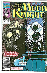Moon Knight-Marc Spencer - Marvel comics-#22Jan.91 (Image1)