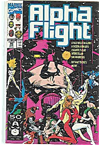 Alpha Flight - Marvel comics - # 99 Aug. 1991 (Image1)