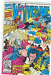 Wolverine - Marvel comics - # 55 June 1992 (Image1)
