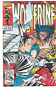 Wolverine - Marvel comics - # 56 July 1992 (Image1)