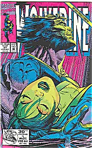 Wolverine - Marvel comics - # 57 July 1991 (Image1)