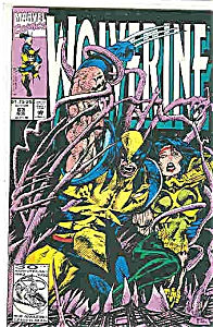 Wolverine - Marvel comics - # 63 Nov. 1991 (Image1)