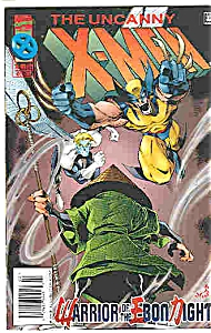 The Uncanny x-men - Marvel comics - #329 Feb . 96 (Image1)