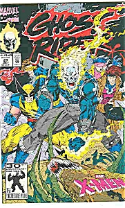 Ghost Rider - Marvel comics - July 1992  # 27 (Image1)