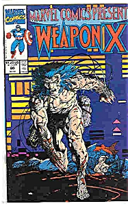 Weapon X- Marvel comics - # 80  1991 (Image1)