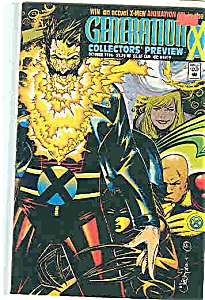 Generation Collectors' Preview - Marvel comics -Oct.94 (Image1)