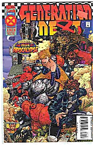 Generation next  =Marvel comics - #1 March 1995 (Image1)
