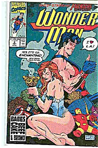 Wonder Man - Marvel Comics - # 2 Oct. 1991
