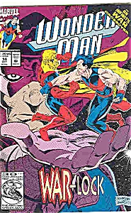 Wonder Man - # 14 Oct.1992 - Marvel Comics