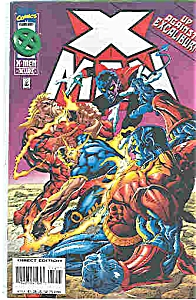 X-Man - Marvel comics -# 12  Feb. 1996 (Image1)
