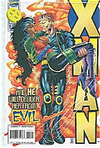 X-Man - Marvel comics - # 13  March 1996 (Image1)