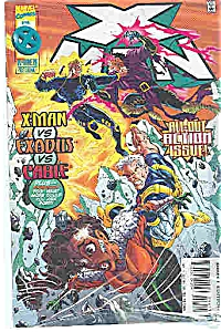 X-Man - Marvel comics - # 14 = April 1996 (Image1)