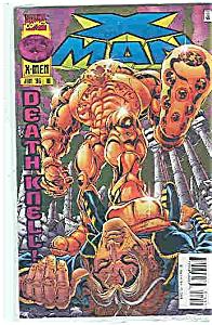 X-Man -  Marvel comics - # 16 - June 1996 (Image1)