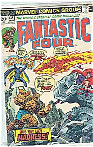Fantastic Four - Marvel comics - #138 -Sept. 1973 (Image1)