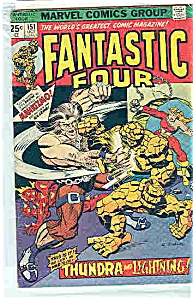 Fantastic Four - Marvel comics - #151   Oct. l974 (Image1)