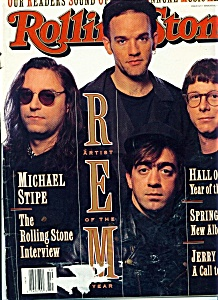 Rolling Stone Magazine - March 5, 1992