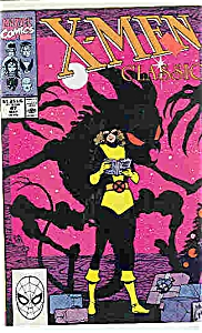 X-Men Classic - Marvel comics - # 47 May 1990 (Image1)